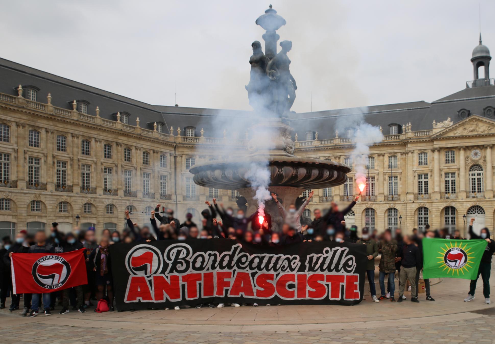 Offensive Antifasciste Bordeaux